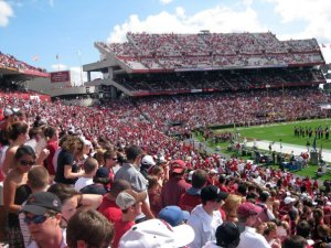 Williams-Brice Stadium.