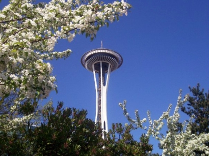 The Space Needle.